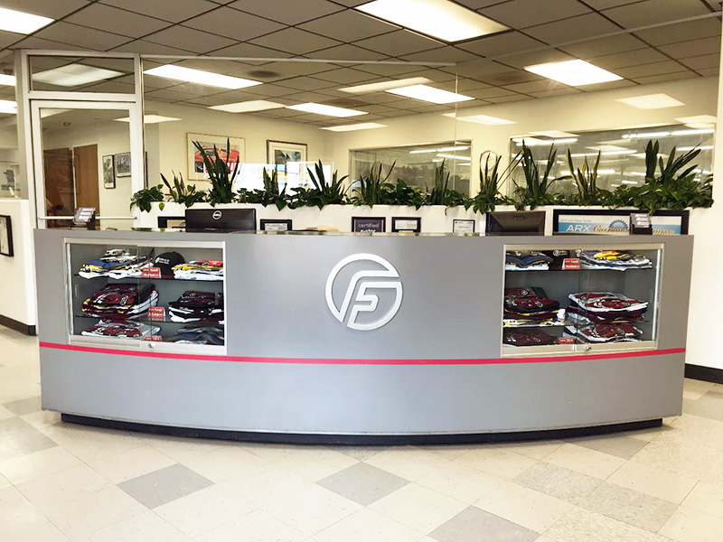 Welcome to Francis Collision Centre | Fresno Auto Body